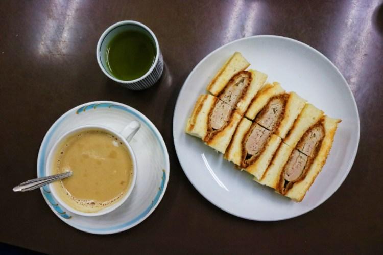 豐州市場 特色早餐和風洋食 千里軒 センリ軒