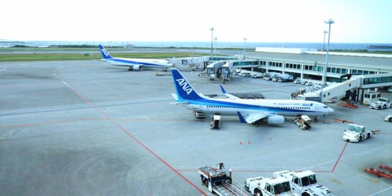ANA國內線自助登機流程 以沖繩為例
