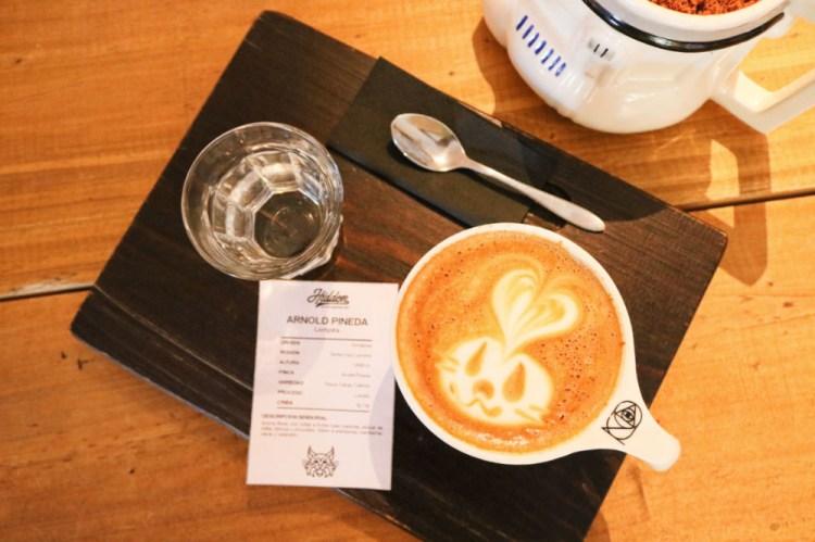 巴塞隆納早餐 Hidden Cafe Barcelona咖啡專業服務親切
