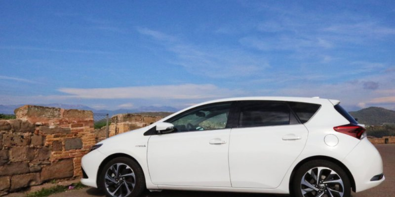歐洲租車Rentalcars 取車評價SIXT印象深刻考慮再租