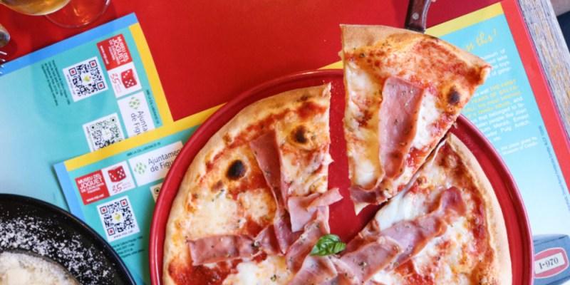 費格拉斯Pizzeria Fiore 比薩燉飯每一口都意猶未盡