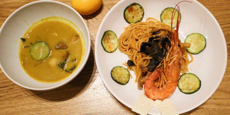 《西班牙日常》傳統市場 野菇濃湯 義大利麵食譜 早餐輕鬆煮