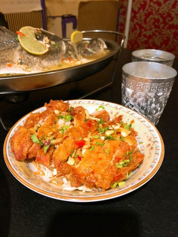 內湖泰國菜 泰鄉食坊 內湖科學園區泰國菜泰式小吃商業午餐週日有開