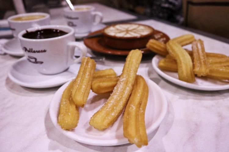 巴塞隆納美食 炸油條與熱巧克力 甜點La Pallaresa
