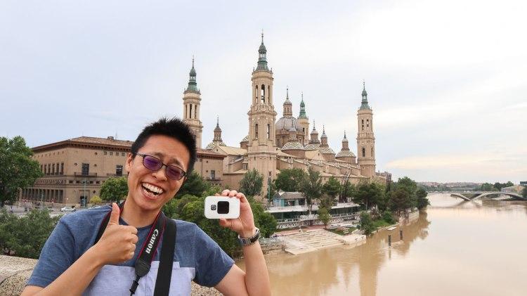 歐洲網路分享器travelwifi 旅行上網商務追劇團體出遊唯一推薦