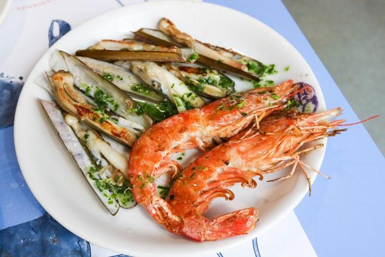 巴塞隆納美食La Paradeta海鮮吃貨必訪快炒