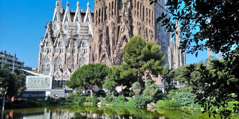 巴塞隆納聖家堂 高第世界遺產傑作 實用資訊週日免費