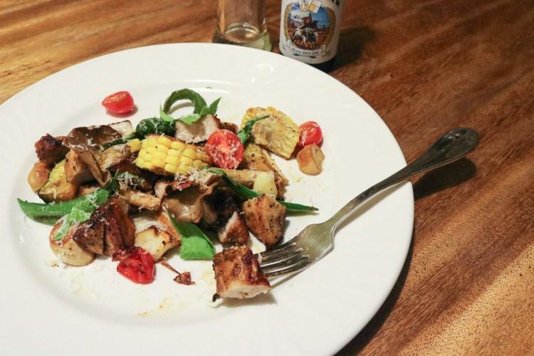 嘉義美食小洋蔥手作 料理融入生活 驚喜原味隨處可見