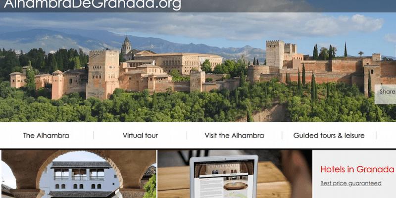格拉納達阿爾罕布拉宮買不到票怎麼辦?西班牙世界遺產阿蘭布拉宮線上買票