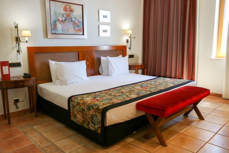 普拉森西亞推薦旅館 Hotel Exe Alfonso VIII 早餐CP破表房間大又寬敞