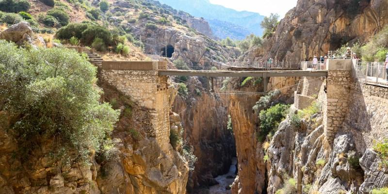 西班牙國王步道 Caminito del Rey 世界最危險步道南部厲害景點之一