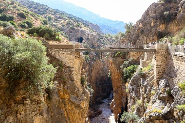 馬拉加國王步道 Caminito del Rey 世界最危險步道但最危險的其實是