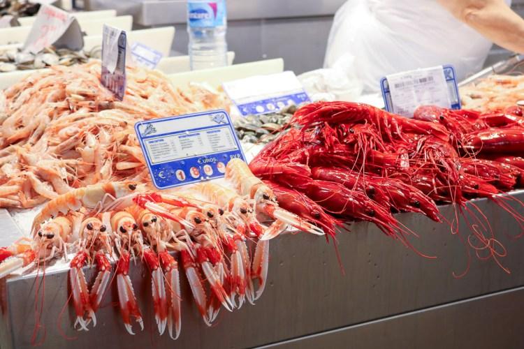 西歐最古老城市!加的斯中央市場也是西班牙最老海港菜市場
