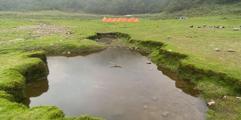 宜蘭松蘿湖一日來回勇腳帶淚 十七歲少女湖面貌只能用驚心動魄形容