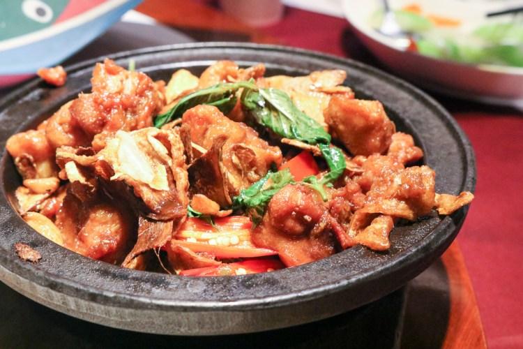 淡水紅樓中餐廳 在地人推薦在古蹟用餐合菜聚餐葷素都有