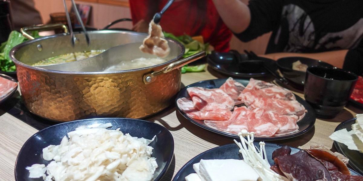 北車善導寺美食 東北之家酸菜白肉鍋吃到飽 青島店服務有特色