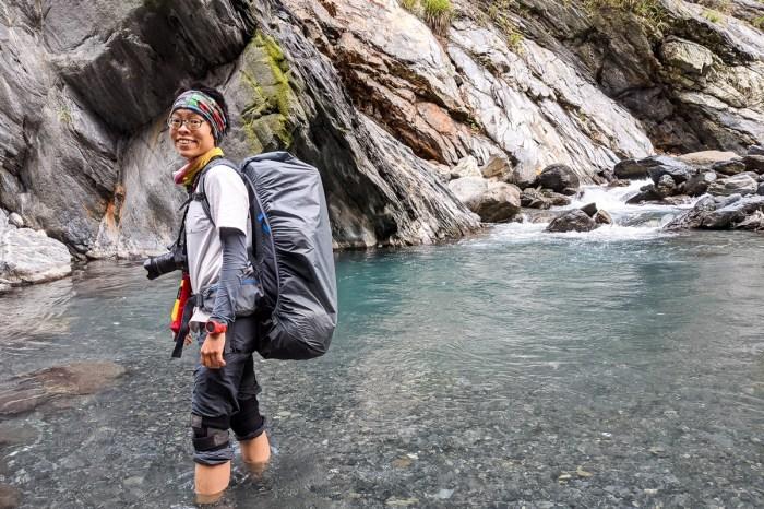 雲海溫泉 野營溫泉兩天爬到飽 南投秘境溯溪攀岩露營泡湯一次滿足