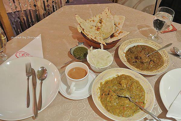 台北天母 坦都印度餐廳 想吃印度菜可能要先講幾句英文喔!?