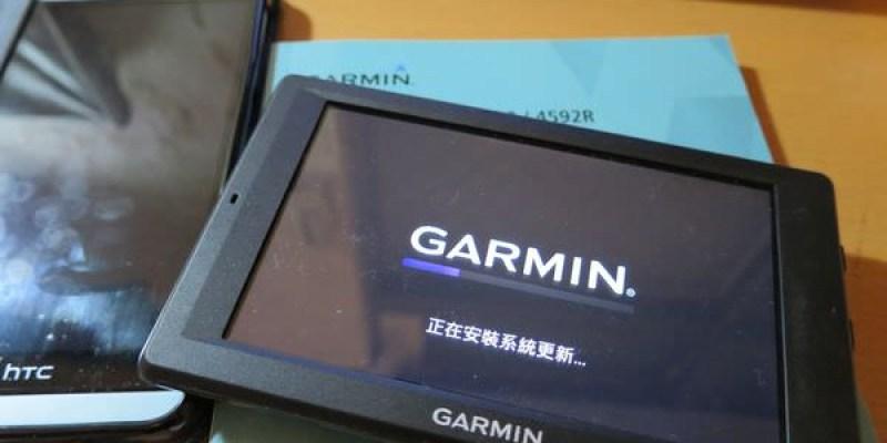 開箱勿食。GARMIN nüvi 4590 聲控導航被控聲音不溫暖!? XD