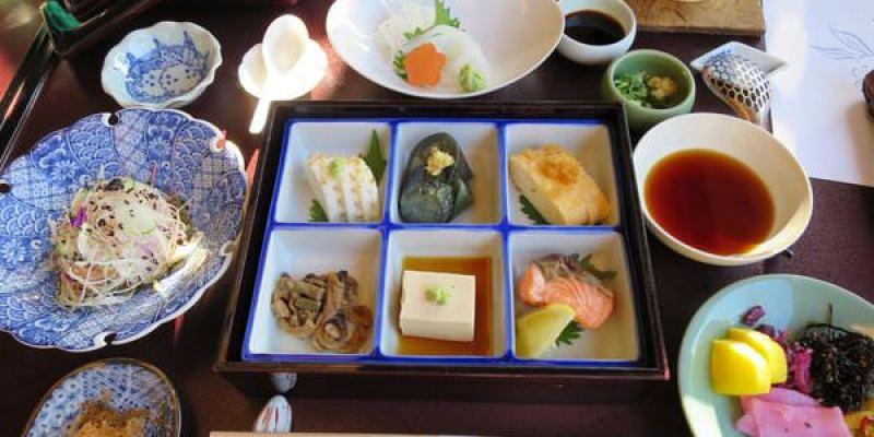 《日本》京都。Arashiyama Benkei。嵐山辨慶 食的饗宴 早餐篇