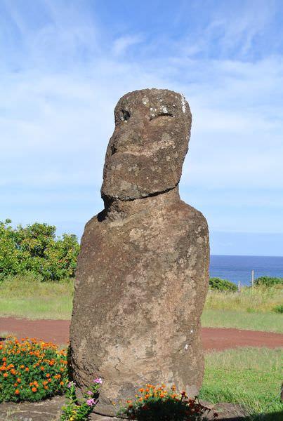 《南美》智利復活島。郵局在哪裡? 肯定要逛的博物館。Museo Antropologico Sebastian Englert