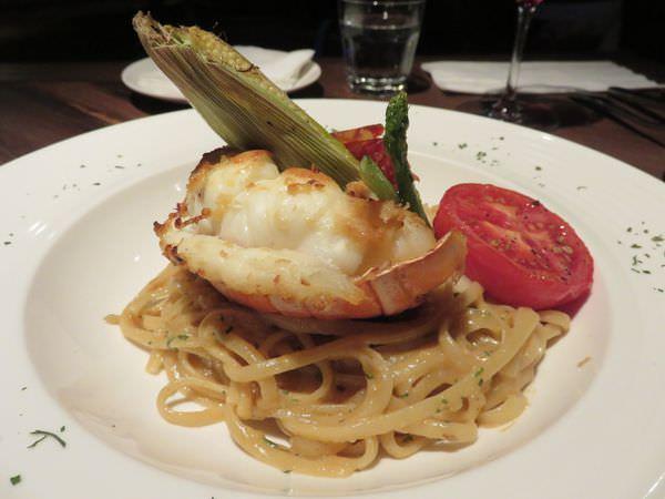 《台北》Goodies Cuisine 好米亞義法餐酒館 軟殼蟹有卵你說是不是很誇張