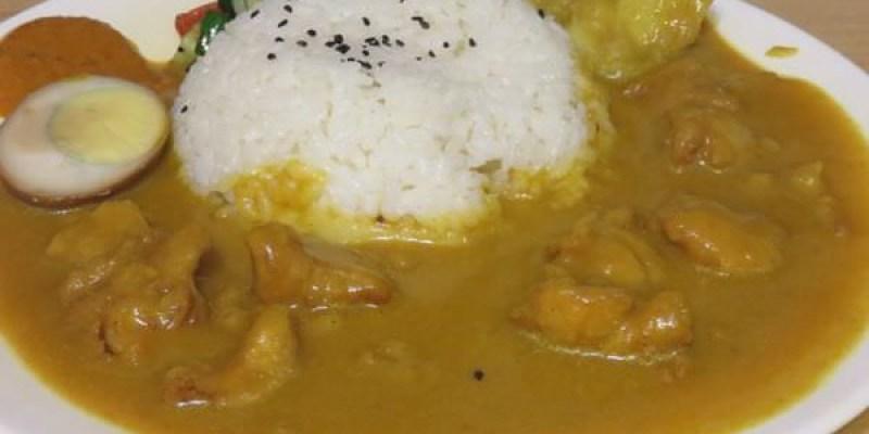 《台北》興安街 J.B. CURRY 印度咖哩 吃印度咖哩不用一張國父!?