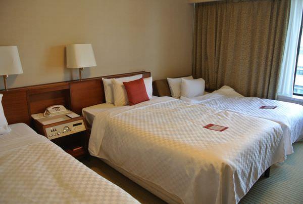 新宿東京 京王廣場飯店 Keio plaza hotel Tokyo 老牌旅館的魅力