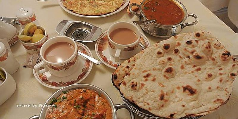 奇幻西印Day12 孟買 Gaylord Restaurant 犒賞自己慶祝這趟印度自助行成功!!!