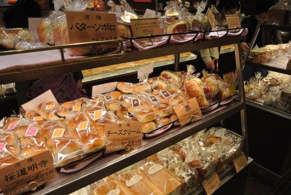 《日本》東京。木村屋總本店。紅豆麵包創始百年老店。吃個好氣味 - Shrimp^2不負責任的人生紀錄