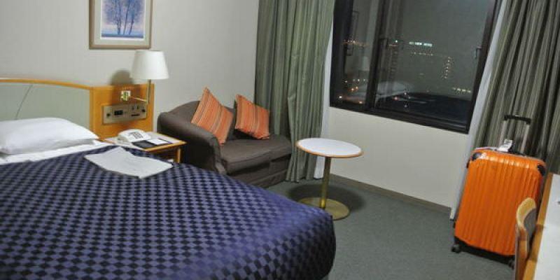 成田機場 Narita Excel Hotel Tokyu 近機場而舒適