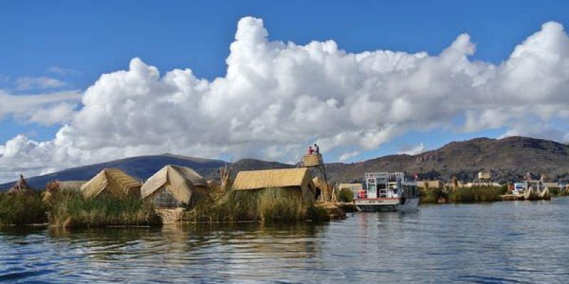 祕魯普諾蘆葦一日遊。的的喀喀湖。part2 蝦米是高山症!?