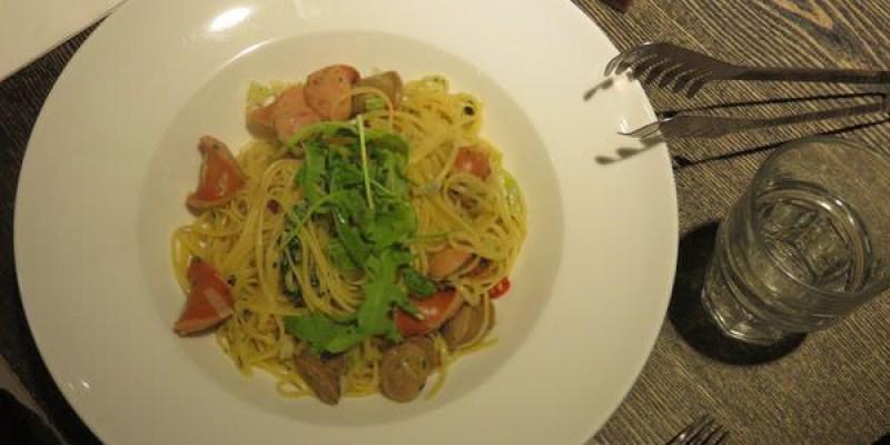 《台北》鬍子餐酒 Baffi Italian Trattoria 難道原料進口自義大利才能做出義式美味呢