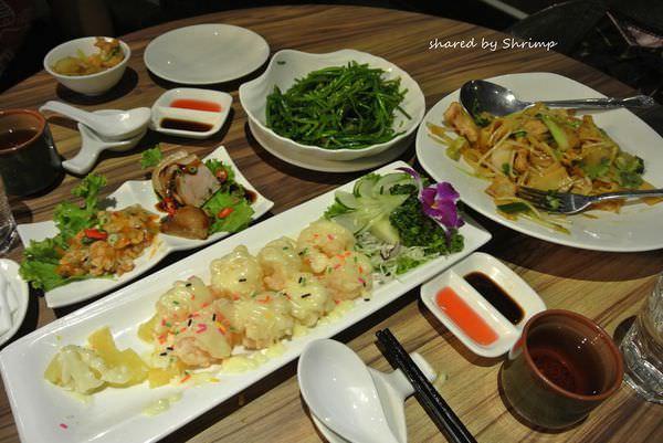 高雄 華園飯店 旺角茶餐廳 可能吃到飽CP值卡好喔(菸