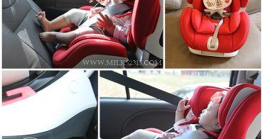 育兒│chicco Seat Up 012 ISOFIX 安全汽座開箱。台灣首款0-7歲ISOFIX兒童安全汽車座椅*