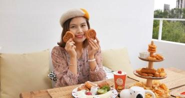 新竹早午餐│Mum,Mum饅饅好食。全新度假風天台座位‧史努比鬆餅早午餐*