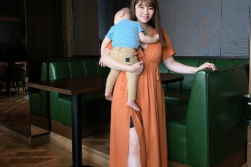忙碌的2寶生活  維娜斯推推指塑身衣提醒我要保持自信體態