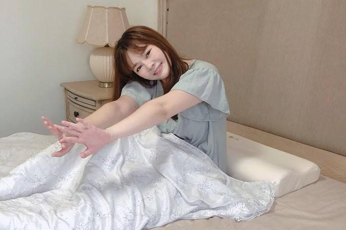 來好好睡一覺吧!純正MIT的媽咪小站醫療級科技綿–VE 紓壓護頸枕