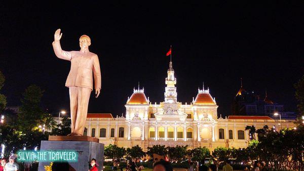 【越南】簡單地就愛上這城市─胡志明市