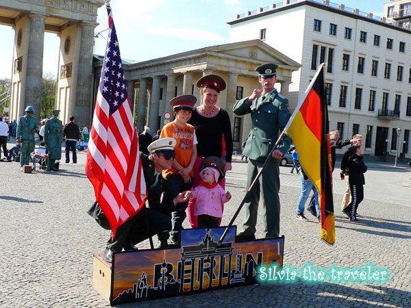 【德國】柏林印象─柏林圍牆倒榻25周年有感