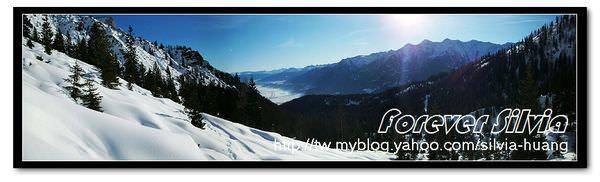 [奧地利‧Wildermieming] 我的第一個大雪山林假期 (上) (健行筆記專欄同步刊出)