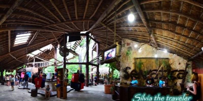 【墨西哥】坎昆最好玩!KKday 極限林冠溜索大冒險