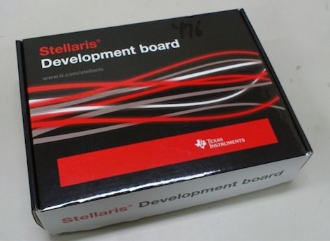 TI Stellaris Development board