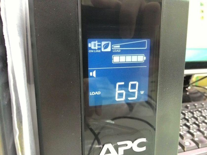 APC Back-UPS Pro 700