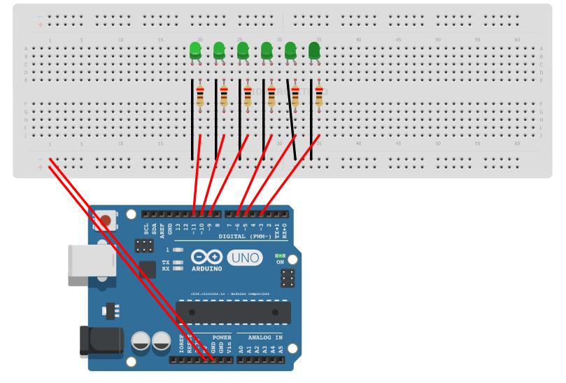 Arduino Basic (5) - PWM 類比輸出