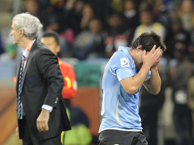 Uruguay 0 France 0
