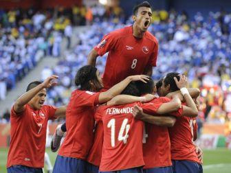 Honduras v Chile