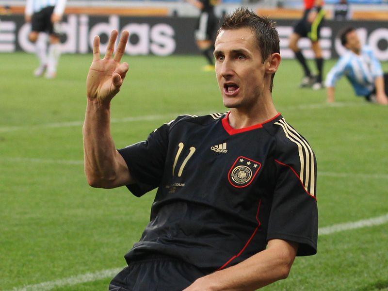 Argentina 0 Germany 4