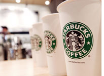 Starbucks Coffee Cups. Click image to expand.