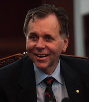Photo of Barry Marshall by China Photos/Getty Images.